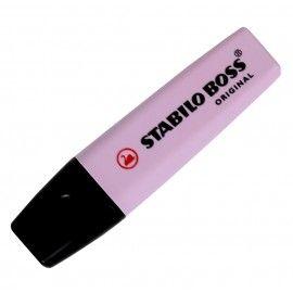 Zakreślacz Stabilo Boss pastelowy lila 70/155