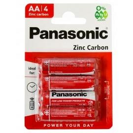 Baterie alkaliczne Panasonic R06 4 sztuki