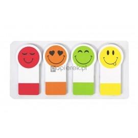Zakładki indeksujące Smile 57 x 25 mm