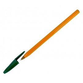 Długopis BIC Orange zielony