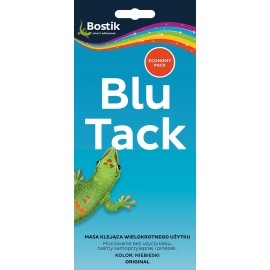 Blu Tack masa plastyczna mocująca duża 90g