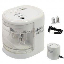 Temperówka elektryczna Rapsesco biała