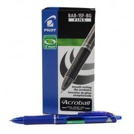 Długopis Pilot Acroball niebieski 0,7