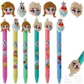 6 x Długopis automatyczny wymazywalny Disney Frozen