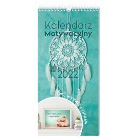 Kalendarz motywacyjny 2022 ścienny Cytaty