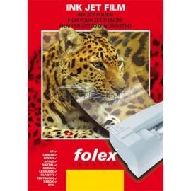 Folia samoprzylepna do drukarek atramentowych przezroczysta A4