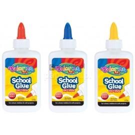 Klej w płynie Colorino Kids 120g do robienia glutów