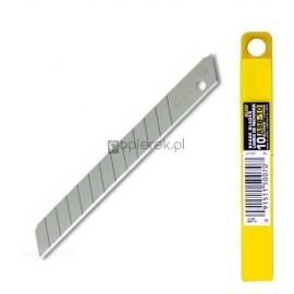 Ostrza segmentowe OLFA ASB10 9mm