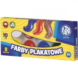 FARBY PLAKAT.8/10ML ASTRA