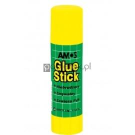 Klej w sztyfcie AMOS 15g GLUE STICK