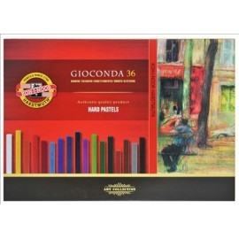 Pastele suche Gioconda KOH-I-NOOR 36 kolorów