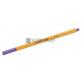 Cienkopis STABILO fiolet 88/55 0,4mm