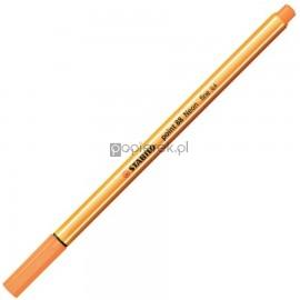 Cienkopis STABILO pomarańcz neon 88/054 neon
