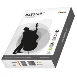 Papier ksero A4 Maestro standard 80g 500 ark. MONDI