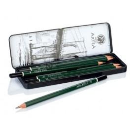 Ołówki do szkicowania Astra 6 sztuk