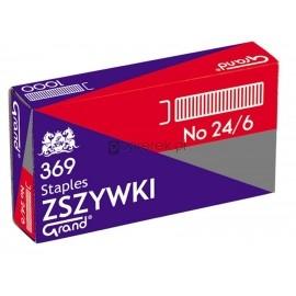 Zszywki Grand 24/6 1000 szt. do zszywacza