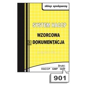 Wzorcowa dokumentacja - sklep spożywczy nr 901