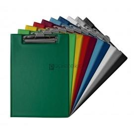 Deska z klipsem CLIPBOARD A4 z okładką, kolory