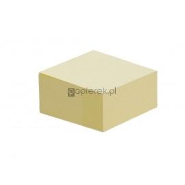 Kostka samoprzylepna żółta 50x50 mm