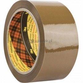 Taśma Pakowa brązowa Scotch 66m x 50mm