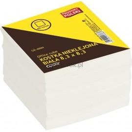 Kostka papierowa 83x83mm 400 kartek