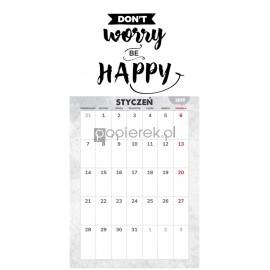 Kalendarz notatnik cytaty