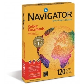 Papier ksero A4 NAVIGATOR Colour Documents 120g.