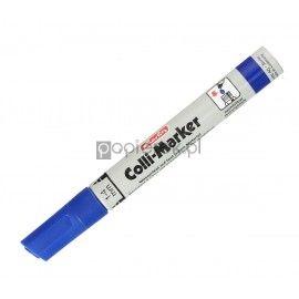 Marker Colli wodoodporny niebieski