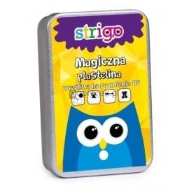 Magiczna plastelina - wrażliwa na UV STRIGO