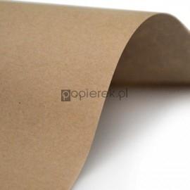 Papier ozdobny szary Eko Kraft A4 170g