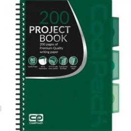 Kołozeszyt A5 CoolPack zielony