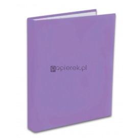 Segregator A5/2 4cm pastelowy fioletowy Penmate