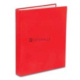 Segregator A5/2 4cm pastelowy czerwony Penmate