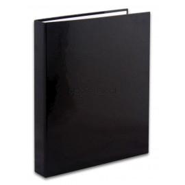Segregator A5/2 4cm pastelowy czarny Penmate