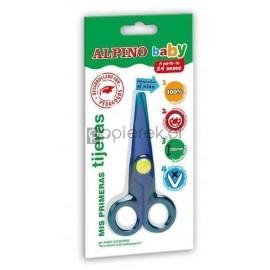 Nożyczki plastikowe Baby ALPINO
