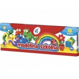 MODELINA 18 KOLORÓW  AS