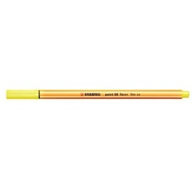 Cienkopis neonowy żółty, Stablio 88/024