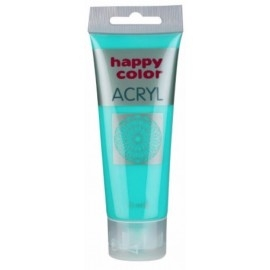 FARBA AKRYL. HAPPY COLOR 75ML. ZIELONY PASTEL