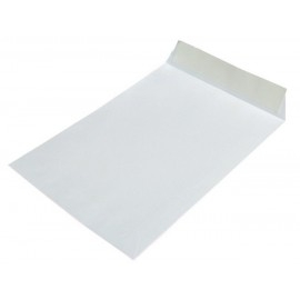Koperty białe, C5 opakowanie 25szt.
