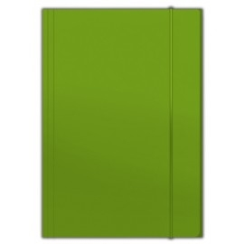Teczka z gumką A4 Top, zielona Penmate