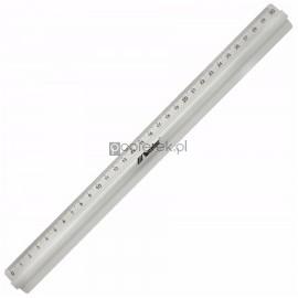 Linijka aluminiowa z uchwytem Leniar 30cm