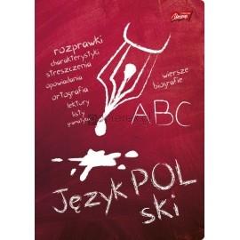 BRULION A5 80K J.POLSKI UNIPAP MAJEWSKI