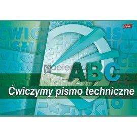 Blok do pisma technicznego A4 UNIPAP