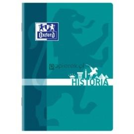 ZESZYT A5 60K OXFORD TEMATYCZNY HISTORIA