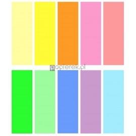 Zakładki indeksujące Tres 15x50, 10 kolorów mix