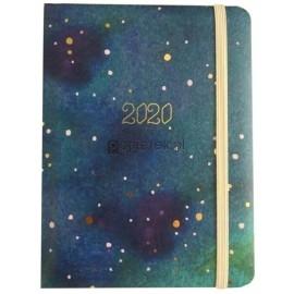 Kalendarz dzienny B6 2020 Wszechświat ALBI