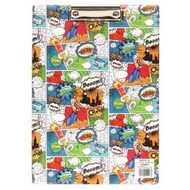 Deska z klipem A4 nadruk komiks Biurfol