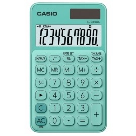 Kalkulator Casio SL-310UC zielony