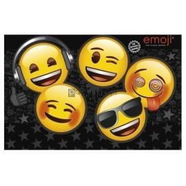 Podkład oklejany na biurko Emoji EMOTIKONY