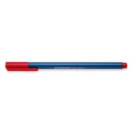 Długopis Triplus ball F czerwony STAEDTLER